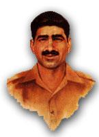 Jawan Sowar Mohammad Hussain Shaheed