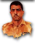 Lance Naik Mohammad Mahfuz Shaheed