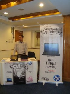HP Mini Stall