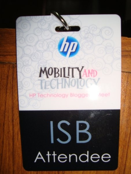 HP Blogger's Meet-up