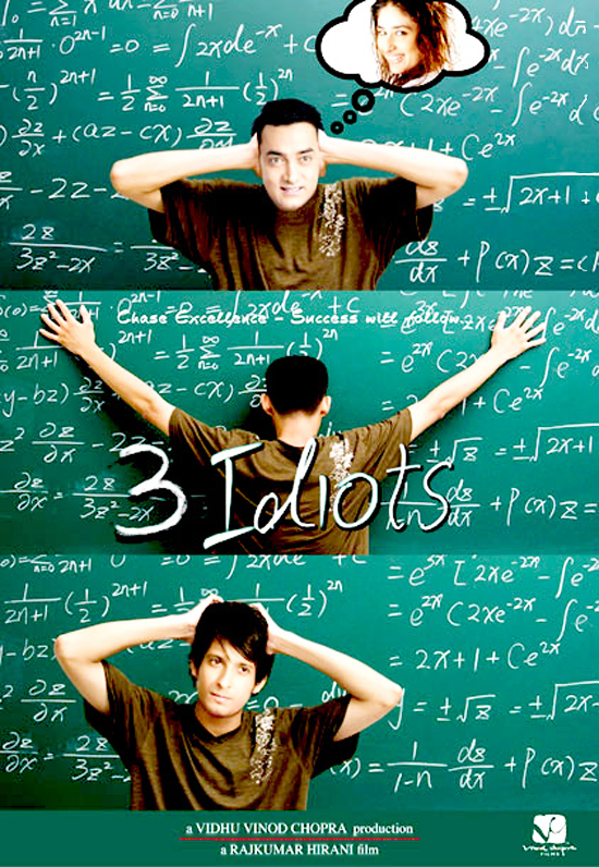 Download 3 Idiots Legally or Watch it Online! | Ultra Spectra